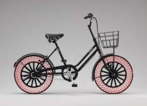 Японцы создали шины, которые невозможно проколоть