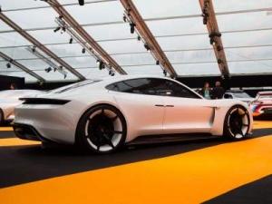 Porsche выпустит собственные электромобили