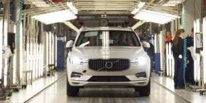 Volvo начала серийный выпуск нового XC60