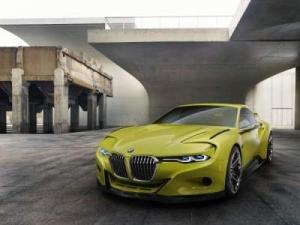 BMW выпустит супермощный гиперкар