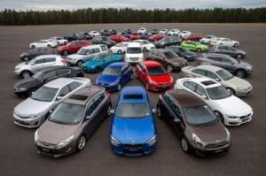 Стало известно, где чаще всего покупают автомобили жители Украины
