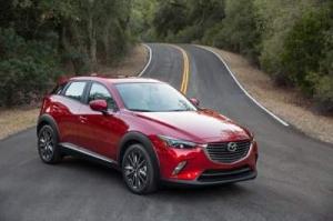 Стартовали продажи компактного внедорожника Mazda