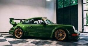 В Японии представили «идеальный» Porsche 911